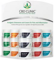 Cbd Clinic Fully Loaded Office Display