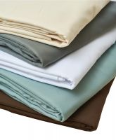 NRG® Premium Microfiber Fitted Massage Table Sheets - Single