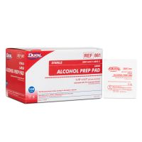 DUKAL™ Acohol Pad Sterile Large 1000/Case