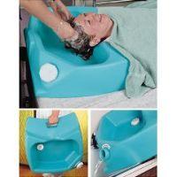 Inbed Head Wash System