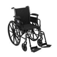 Cruiser III Wheelchair with Swing-Away Footrest