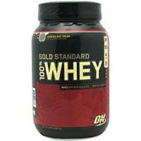 Optimum Nutrition 100% Whey Gold Standard Protein Cookies & Cream, 2lbs