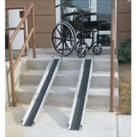 5' Telescoping Adjustable Wheelchair Ramps
