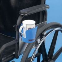 Wheelchair Cup Holder, 3/Pack