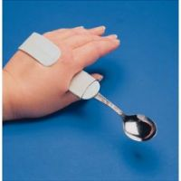 Utensil Hand Clip - Adaptive Eating Utensil & Dining Aid
