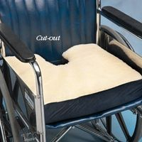 North Coast Medical Coccyx Gel Seat Cushion