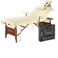 """Master® Massage 30"""" Del Ray™ Salon Portable Massage Table with Therma-Top® Package"""