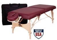 "Oakworks® ""One"" Massage Table Package"
