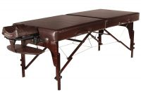 Master® Massage Carlyle™ LX Portable Massage Table Package