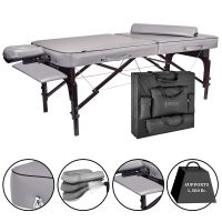 Master® Massage Equipment Montour™ LX Portable Massage Table Package