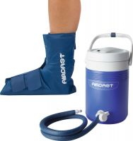 Ankle Cryo/Cuff With Cooler