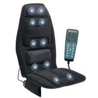 Ten Motor Massage Cushion W/ Heat & Memory Foam