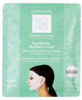 DERMOVIA Lace Your Face Compression Mask Clarifying