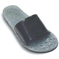 Zendals Massaging Spa Sandal Black X-Large