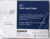 Phoresor Lead Wires Snap TL7