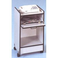 Hausmann Drop Lid Mobile Cart