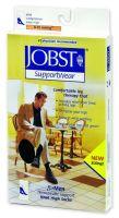 Jobst Men's Knee-Hi Support Socks 8-15Mmhg