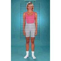 Symmetrigraf Plastic Posture Grid - Posture Assessment Grid & Chart