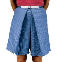 Core Products Patient Exam Shorts - Washable Adult Exam Shorts