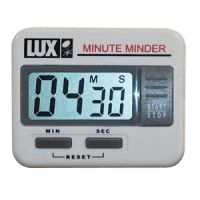 LUX Electronic Timer - Digital Timer - Digital Count Up/Down Timer
