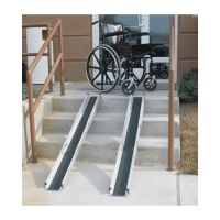 5' Telescoping Adjustable Wheelchair Ramps