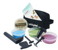Puttycise Theraputty Set Medium, 5 Tools, 1 Lb (4)