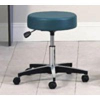 5 Leg Pneumatic Stool With Foot Ring