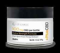 Pluscbd Oil Balm Gold Formula Extra Strength 1.3Oz